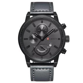Relógio Curren Original Importado A Pronta Entrega No Brasil