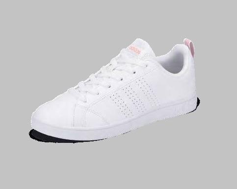 Tenis Para Dama adidas Color Blanco Modelo B0581