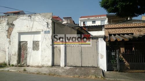 Sobrado Na Rua Debret - Ipiranga -  São Paulo - 8262