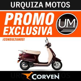 Scooter Corven Expert Milano 150 0km Z3 Urquiza Motos Vespa