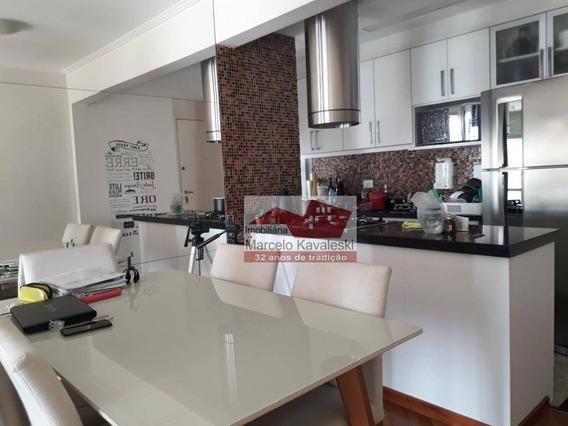 Apartamento Com 2 Dormitórios Para Alugar, 65 M² Por R$ 2.600/mês - Ipiranga - São Paulo/sp - Ap8085