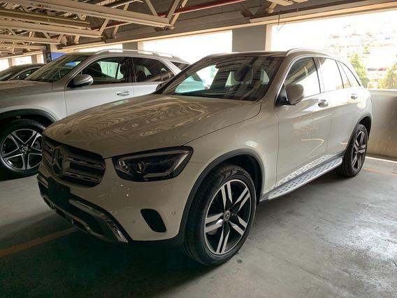 Mercedes Benz Glc 300 4matic Blanco 2020 Demo