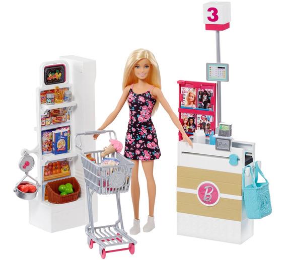 Barbie Estate, Supermercado De Barbie