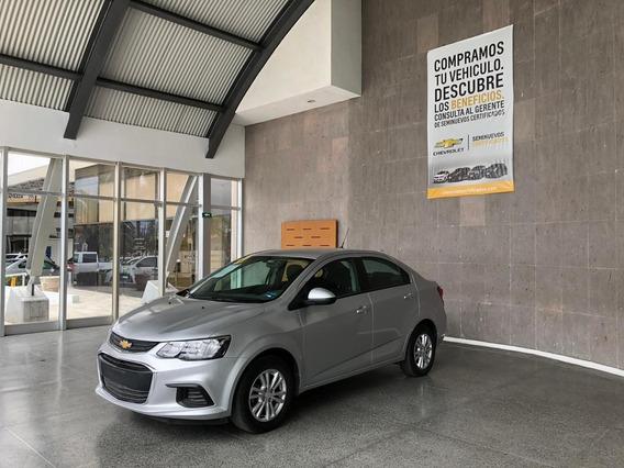 Chevrolet Sonic 2017 1.6 Lt Mt