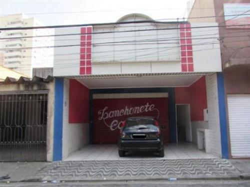 Imagem 1 de 6 de Imóvel Comercial A Venda Belenzinho, São Paulo - V4119 - 32630339