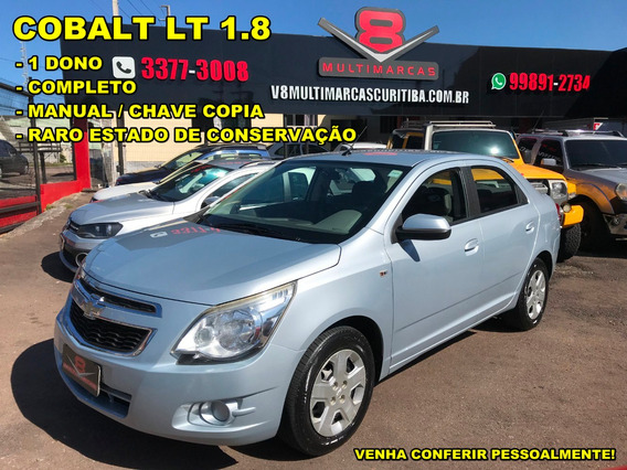 Cobalt 1.8 Lt Completo Impec. (n Civic Siena Jetta Voyage)