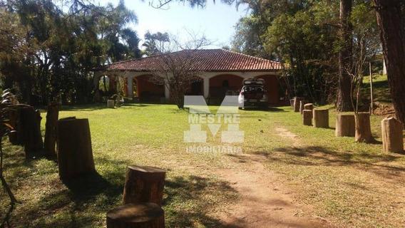 Chácara Com 5 Dormitórios À Venda Por R$ 1.200.000 - Varinhas - Mogi Das Cruzes/são Paulo - Ch0022