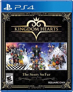 Kingdom Hearts The Story So Far Ps4 Fisico Playstation 4
