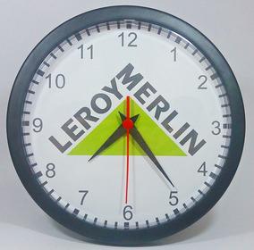 05 Relógios Personalizados- Brindes- Logo Empresas - Atacado