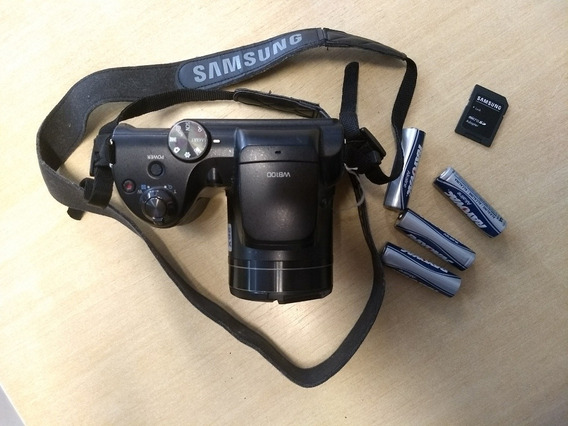 Câmera Digital Samsung Wb100.