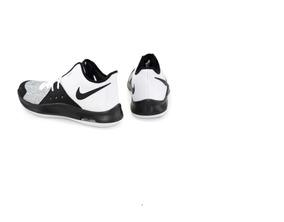 Tênis Nike Air Versitile 3 Iii Branco E Preto - Original