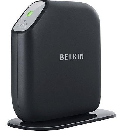 Remato Precio De Regalo!!! Router Belkin Surf N 300 Completo