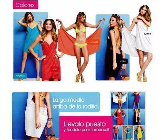 Pareo Vestido Remera,jean,zapatilla,mallas De Baño,bikinis