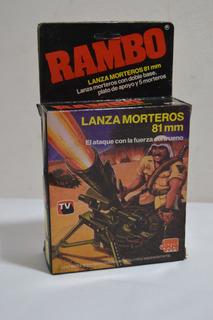 Rambo Lanza Morteros Jocsa, Vintage - Nuevo 1988