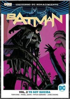 Batman Vol. 2 - Soy Suicida