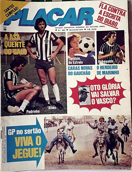 Placar 1979 Revista Nº 480 Santos Campeão