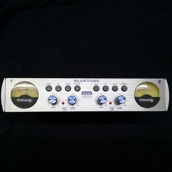 Pré Amplificador Presonus Bluetube Dual Path Instrumento Mic