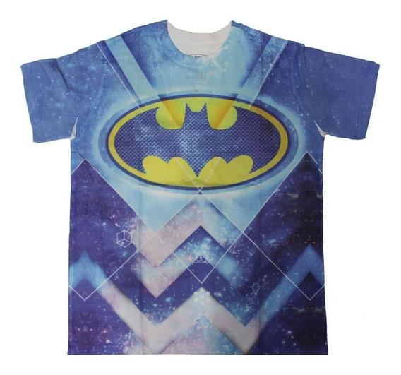 Remera Original Batman Blue (0052)