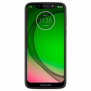 Celular Motorola Moto G7 Play 32gb 4g Android 8.0 Dourado