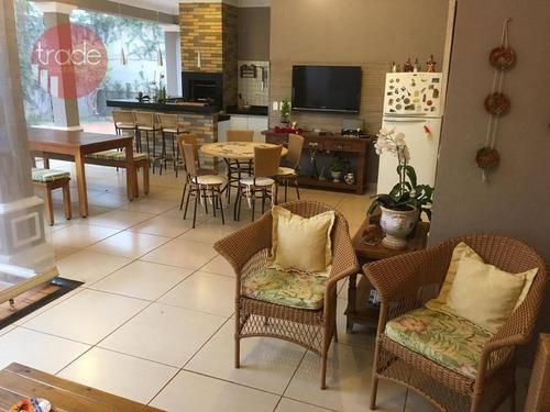 Imagem 1 de 20 de Casa Com 4 Dormitórios À Venda, 472 M² Por R$ 1.550.000,00 - Distrito De Bonfim Paulista - Ribeirão Preto/sp - Ca4254