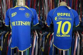 Pelotas 2008 Camisa Reserva Tamanho P Número 10.