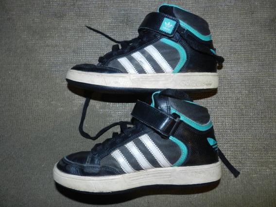 Zapatillas Botitas Cuero adidas Originales 35 Importadas