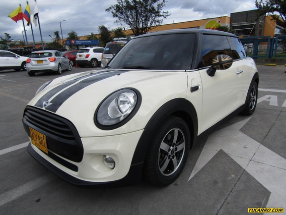 Mini Cooper Salt & Pepper F56