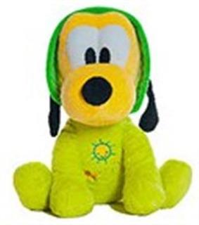 Peluche Pluto 50 Cm Con Pijama