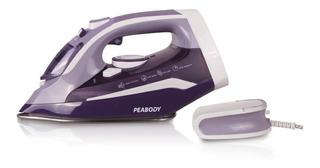Plancha a vapor Peabody PE-PVI36 violeta 220V
