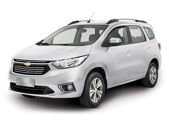 Chevrolet Spin Ltz Automatico 7 Asientos 2020 0km Tasa 0 #4