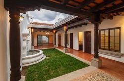 Casa En Venta En La Azotea, Jocotenago