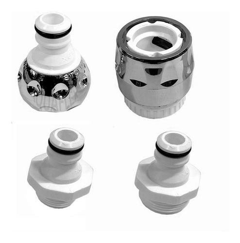 Adaptador Canilla Grifo Lavarropas Siroflex 2426/1 Aquaflex