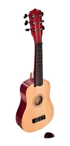 Guitarra Juguete Criolla Acústica Sonido Real Niños Lalelu