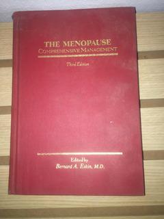 The Menopause Comprehensive Management ***usado***