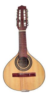 ¡ Bandola Natural De 12 Cuerdas Instrumento Típico !!