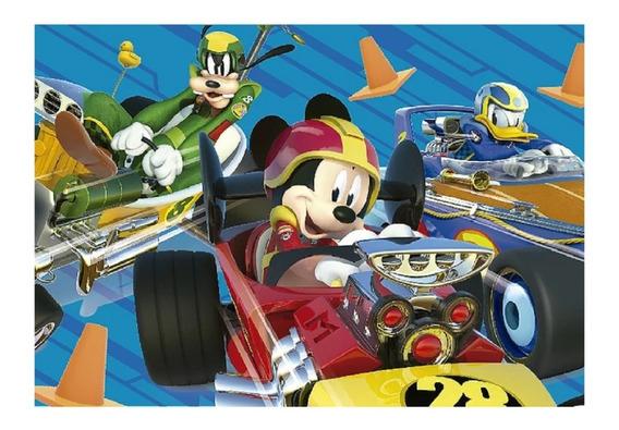 Carpeta Alfombra Goofy Disney Infantil 0.67 X 1.20 Modelo 1