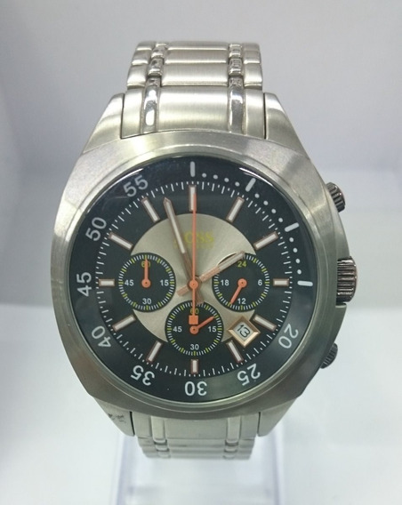 Relógio Hugo Boss Aço - Orange Masculino1512300 Ho204