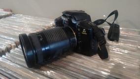 Máquina Fotográfica Minolta 5xi Panorama - Lente Vivitar