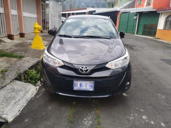 Toyota Yaris 2018, 4 Puertas, Rtv 2021