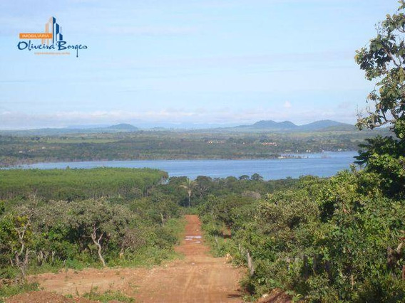 Terreno À Venda, 1505 M² Por R$ 60.000,00 - Zona Rural - Niquelândia/go - Te0280