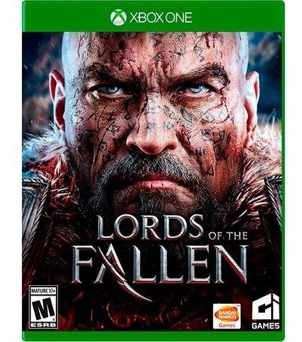 Lords Of The Fallen Xbox One Midia Fisica Lacrado