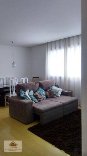 Apartamento Com 3 Dormitórios À Venda, 70 M² Por R$ 420.000,00 - Penha - São Paulo/sp - Ap0230