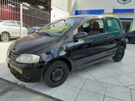 Vw Fox 1.0 2portas Flex 2008 Preto