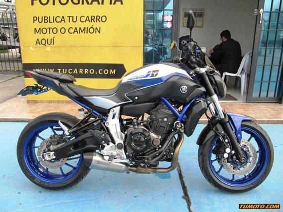 Yamaha Mt07 Mt07