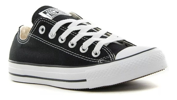 Zapatillas Converse Chuck Taylor Color Negro Originales