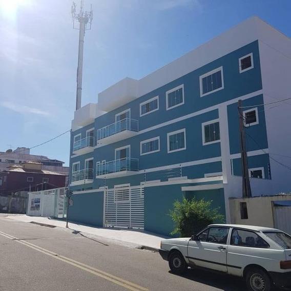 Apartamento Para Venda Em São Pedro Da Aldeia, Nova São Pedro, 2 Dormitórios, 1 Suíte, 2 Banheiros, 1 Vaga - 425_1-987147