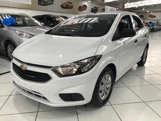 Chevrolet Onix Joy 1.0 Flex - 2019/2020 - 0km