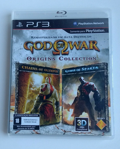 God Of War Origins Collection Ps3