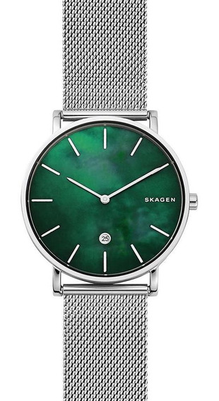 Relógio Skagen Masculino Galaxy Prata Skw6474/1kn