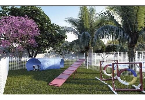 Imagem 1 de 9 de Casa Em Condomínio Fechado - 24453